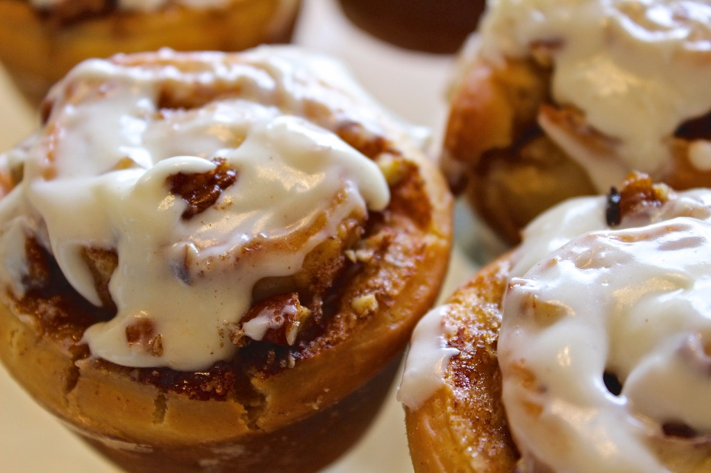 Cinnamon Sticky Buns — The Tomboy's Guide